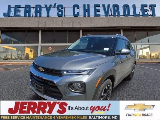 2021 Chevrolet Trailblazer Lt In Baltimore Md Baltimore Chevrolet Trailblazer Jerry S Chevrolet